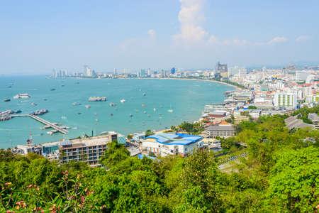 pattaya: Pattaya city Editorial