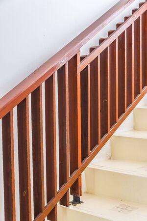 stair: Wood stair