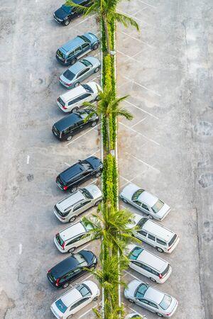 multi story: Car parking Stock Photo