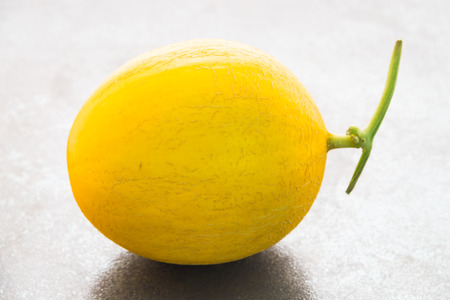cantaloupe: Yellow Cantaloupe