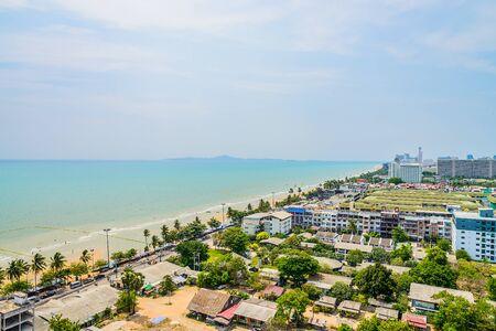 pattaya: Pattaya city Stock Photo