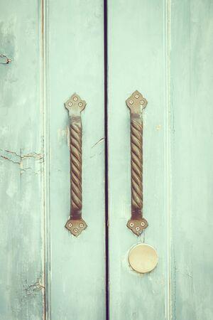 door knob: Vintage door knob - vintage filter