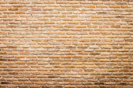 wall textures: Old Brick wall textures background - vintage filter