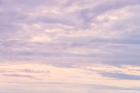 haze: Vintage cloud on sky background - vintage haze filter effect