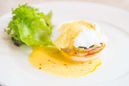 benedict: Benedict eggs