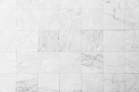 White tiles textures background