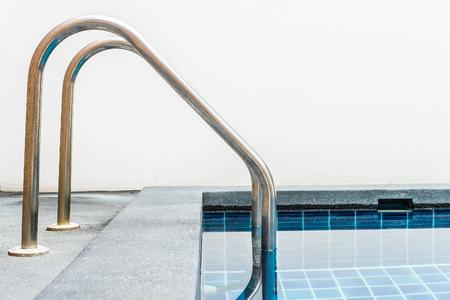 stair: Stair pool in hotel