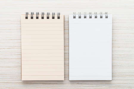 note books: Blank mock up note books