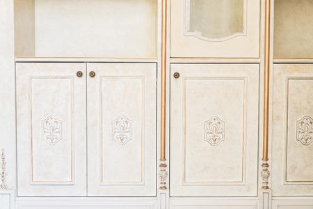 walk in closet: Empty wardrobes closet interior