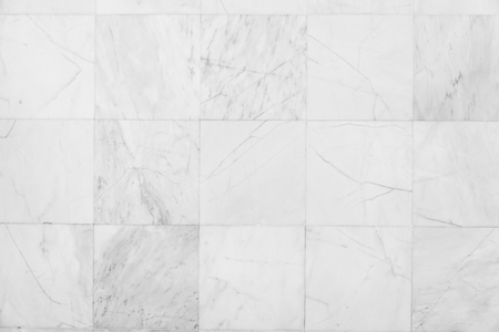 White tiles textures background