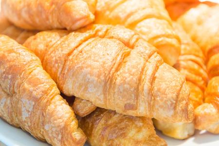 croissants: Croissants bread