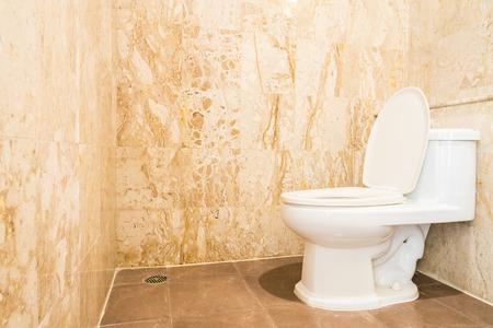 inodoro: Interior de la sala de baño