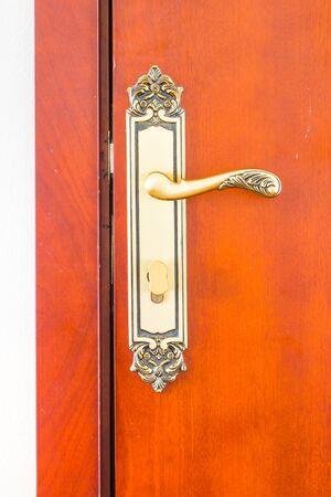 door knob: Door knob