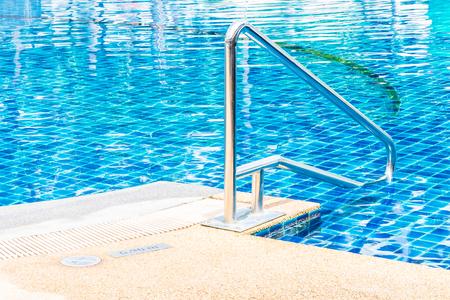 stair: Pool stair