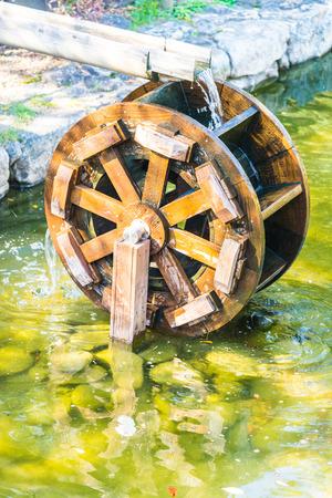 bamboo fountain: Bamboo fountain - zen style