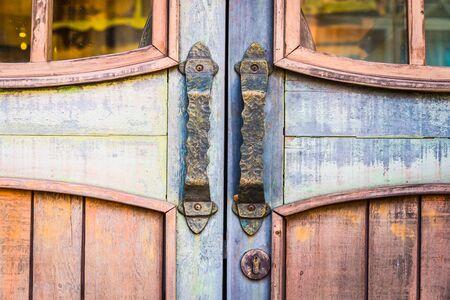 door handle: Door handle vintage style