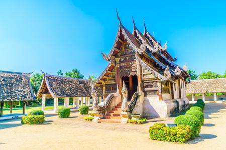 ton: Ton Kain Temple in Chiang mai
