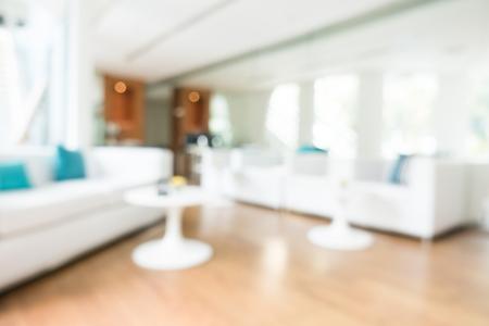 livingroom: Abstract blur livingroom decoration interior for background