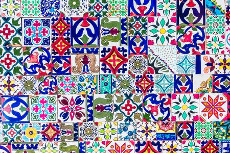 Marokko MosaikFliesenTexturen Für Den Hintergrund VintageFilter - Mosaik fliesen marokko