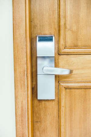 door handle: Door handle decoration room - Vintage Light Filter