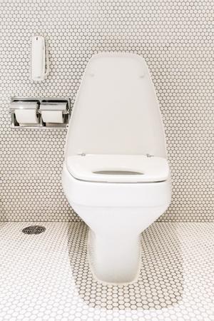interior designs: Beautiful luxury white Bathroom and toilet interior