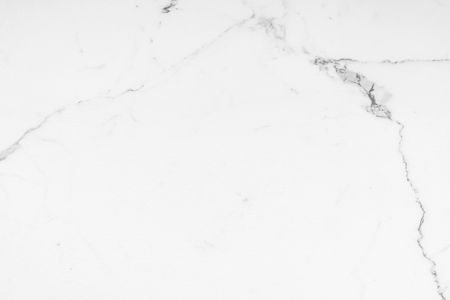 Abstract white marble stone texture for background Standard-Bild