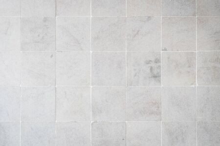 Gray tiles textures and surface for background