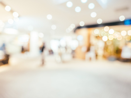 Abstract blur and defocused shopping mall of department store for background Imagens - 115503778