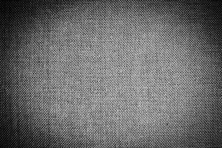 Black cotton textures and surface Imagens