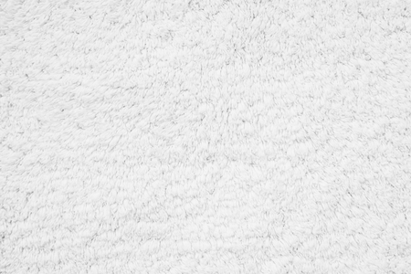 White cotton carpet textures and surface for background