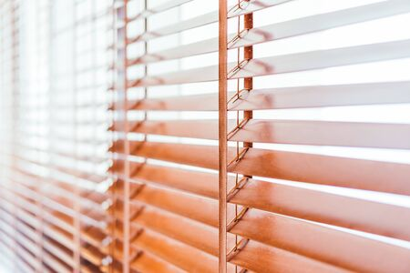 Blinds window decoration interior of room
