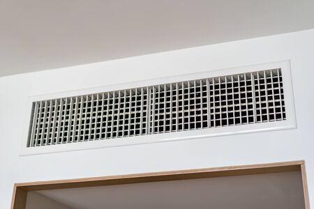 Air conditioner decoration interior of room Reklamní fotografie