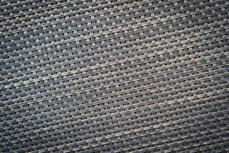 Grey and black leather cotton texture for background Standard-Bild - 133680904