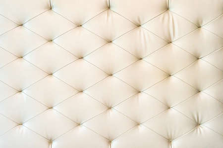 White leather texture and surface for background