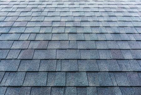 Closeup of Roof tiles background Standard-Bild
