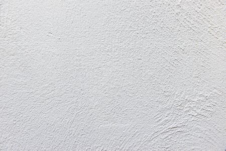 closeup Texture of white wall photo