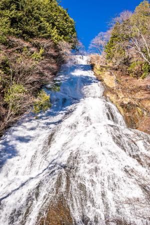 Yudaki falls at Nikko, Japan. photo