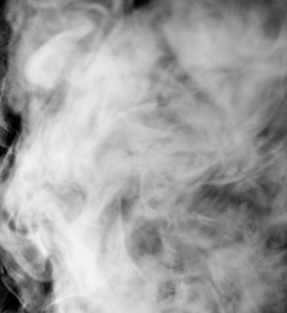 dense: dense smoke on black background