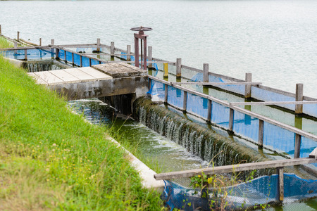 clarifier: Clarifier, Wastewater treatment plant aerating basin For protect the environment
