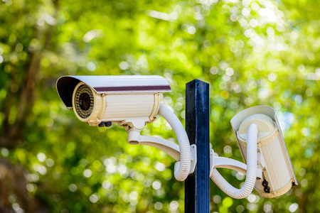 nightvision: two camera cctv. Outdoor Camera Housing