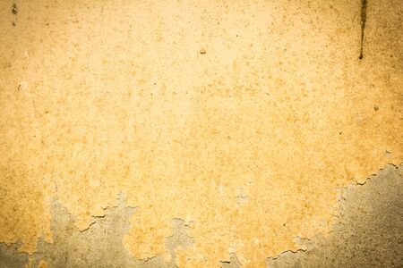 peeling painted cement wall photo