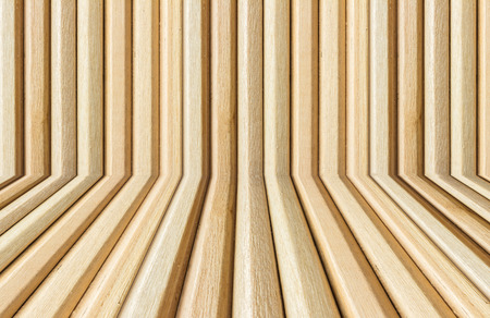 straggly: wood perspective background for room interior