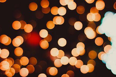 background elegant: Fondo de la Navidad. Festiva elegante fondo abstracto con las luces de bokeh y estrellas