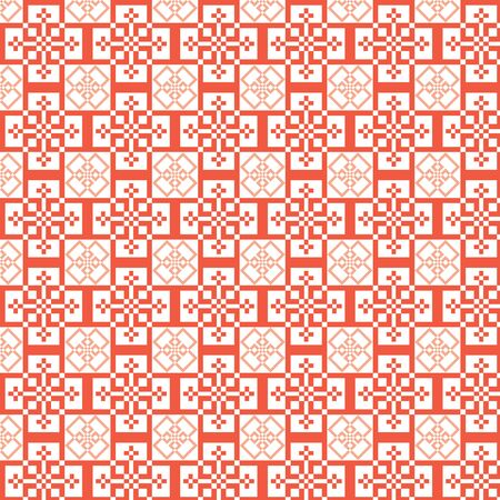 antique wallpaper: abstract vintage color wallpaper pattern  background. Vector illustration Illustration