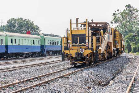 diesel: Diesel Locomotive, Train in Thailand