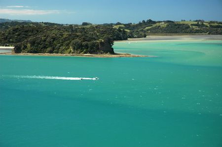 Mahurangi National Park, New Zealand