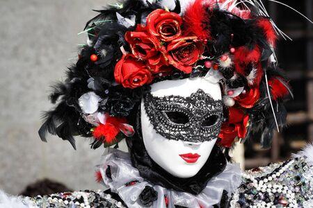 carnevale: Venezia. Maschera di Carnevale