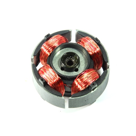 electrical motor coil