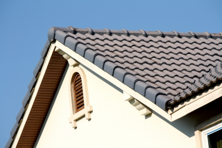 roof of a house Stock Photo - 20011282