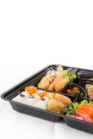 bento: Japanese bento